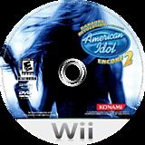 Karaoke Revolution Presents: American Idol Encore 2 Wii disc (RIFEA4)