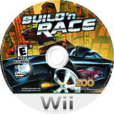 Build 'N Race Wii disc (RJNE20)