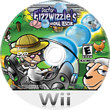 Doctor Fizzwizzle's Animal Rescue Wii disc (RJYE5Z)