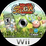 Marble Saga: Kororinpa Wii disc (RK6E18)