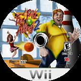 Ten Pin Alley 2 Wii disc (RLEEFS)
