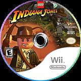 LEGO Indiana Jones: The Original Adventures Wii disc (RLIE64)