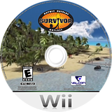 Survivor Wii disc (RLNEVN)