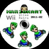 Wiimms MKW Retro 2011-02.ntsc CUSTOM disc (RMCE07)