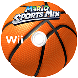 Mario Sports Mix Wii disc (RMKE01)