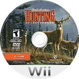 North American Hunting Extravaganza Wii disc (RN6ENR)