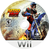 Nitro Bike Wii disc (RNRE41)