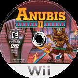 Anubis II Wii disc (RNVE5Z)