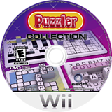 Puzzler Collection Wii disc (RPCE20)