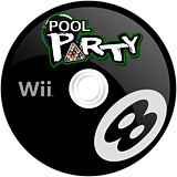 Pool Party Wii disc (RPQES5)