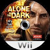 Alone in the Dark Wii disc (RRKE70)