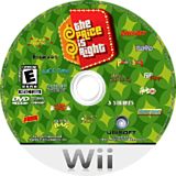 The Price Is Right Wii disc (RRPE41)