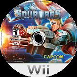 Spyborgs Wii disc (RSWE08)
