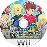 Tales of Symphonia: Dawn of the New World Undub CUSTOM disc (RT4EUD)