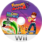 Fishing Master Wii disc (RTRE18)