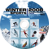 Winter Sports: The Ultimate Challenge Wii disc (RUCE5Z)