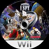 Ultimate I SPY Wii disc (RUZE7T)