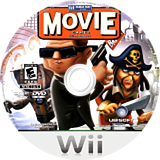 Movie Games Wii disc (RVQE41)