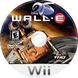 WALL•E Wii disc (RWAE78)