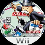 Monopoly Wii disc (RWOE69)