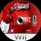 Backyard Baseball '10 Wii disc (RXBE70)