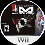 Dave Mirra BMX Challenge Wii disc (RXCE4Z)