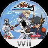 Yu-Gi-Oh! 5D's: Wheelie Breakers Wii disc (RYOEA4)