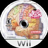 Big Brain Academy: Wii Degree Wii disc (RYWE01)