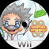 Science Papa Wii disc (RZEE52)