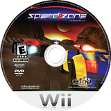Speed Zone Wii disc (RZSEGJ)