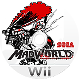 MadWorld Wii disc (RZZE8P)