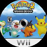 PokéPark 2: Wonders Beyond Wii disc (S2LE01)