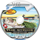 Bass Pro Shops: The Strike - Tournament Edition Wii disc (S2OEFS)