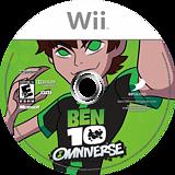 Ben 10: Omniverse Wii disc (S5TEG9)