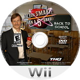 Are You Smarter Than A 5th Grader? Back to School Wii disc (SA5E78)
