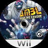 Alien Monster Bowling League Wii disc (SABENR)