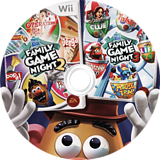 Hasbro: Family Game Night Fun Pack Wii disc (SAHE69)