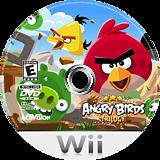 Angry Birds Trilogy Wii disc (SAWE52)