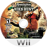 Remington Great American Bird Hunt Wii disc (SBHEFP)