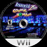 Brunswick Zone Cosmic Bowling Wii disc (SBKEPZ)