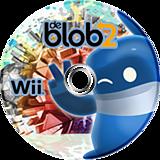 de Blob 2 Wii disc (SDBE78)