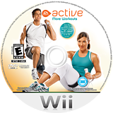 EA Sports Active: More Workouts Wii disc (SEAE69)