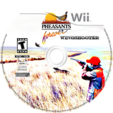 Pheasants Forever: Wingshooter Wii disc (SFZEPZ)