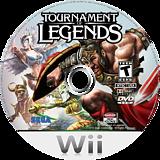 Tournament of Legends Wii disc (SGAE8P)