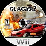 Glacier 2 Wii disc (SGCE20)