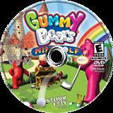 Gummy Bears Mini Golf Wii disc (SGYESZ)