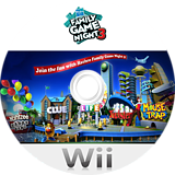 Hasbro Family Game Night 3 Wii Disc SHBE69