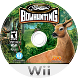 Mathews Bow Hunting Wii disc (SHTE20)
