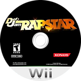 Def Jam Rapstar Wii disc (SJREA4)