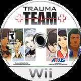 Trauma Team Wii disc (SK3EEB)